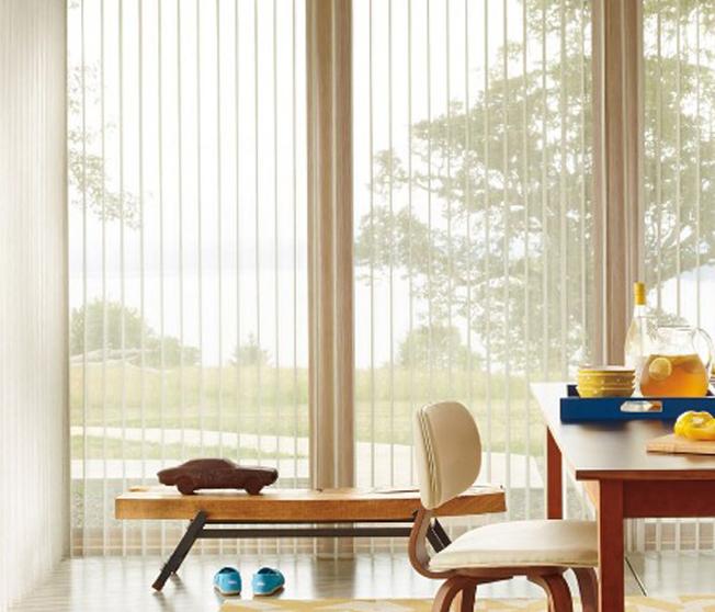 Hunter Douglas Asia Window Covering